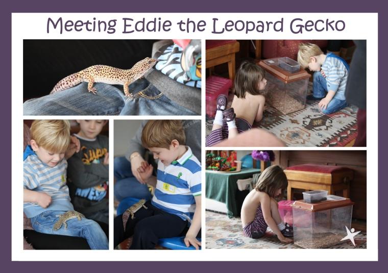 Meeting Eddie