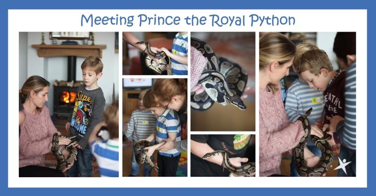 Meeting Prince