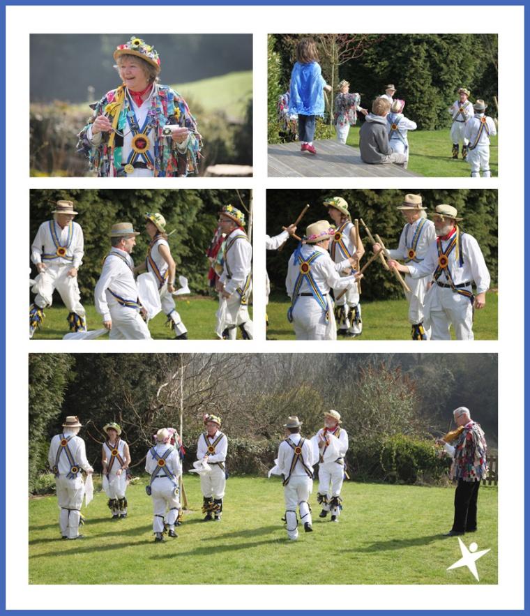 Morris Dancing Little Explorers