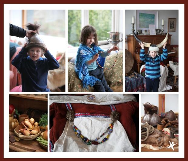 The Little Explorers Viking Theme