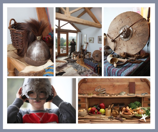 Viking Theme Little Explorers