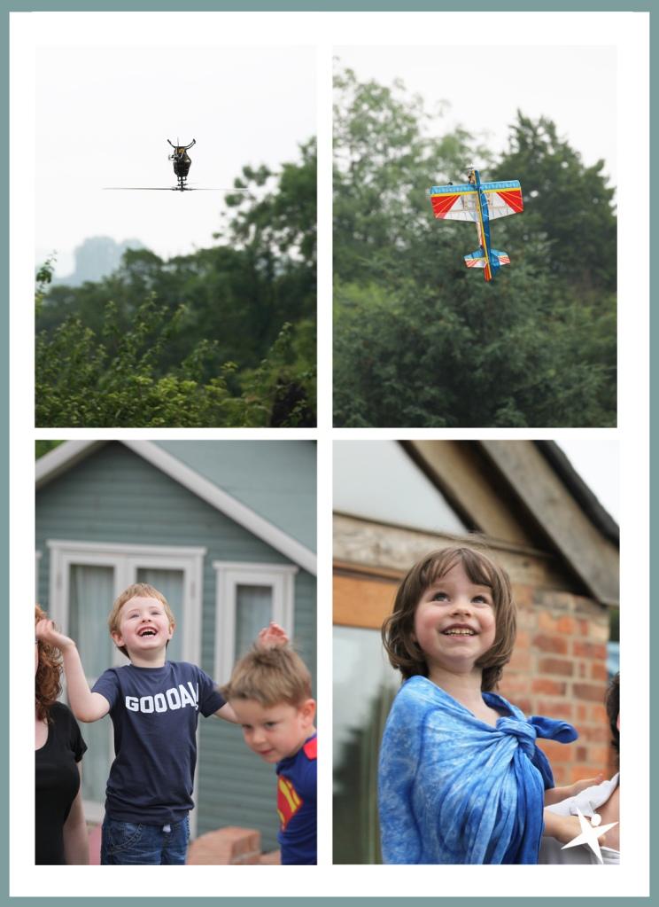 Little Explorers Flying