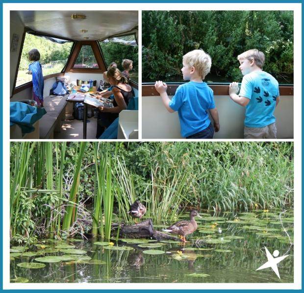 Little Explorers Boat trip