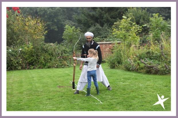 Little Explorers Archery