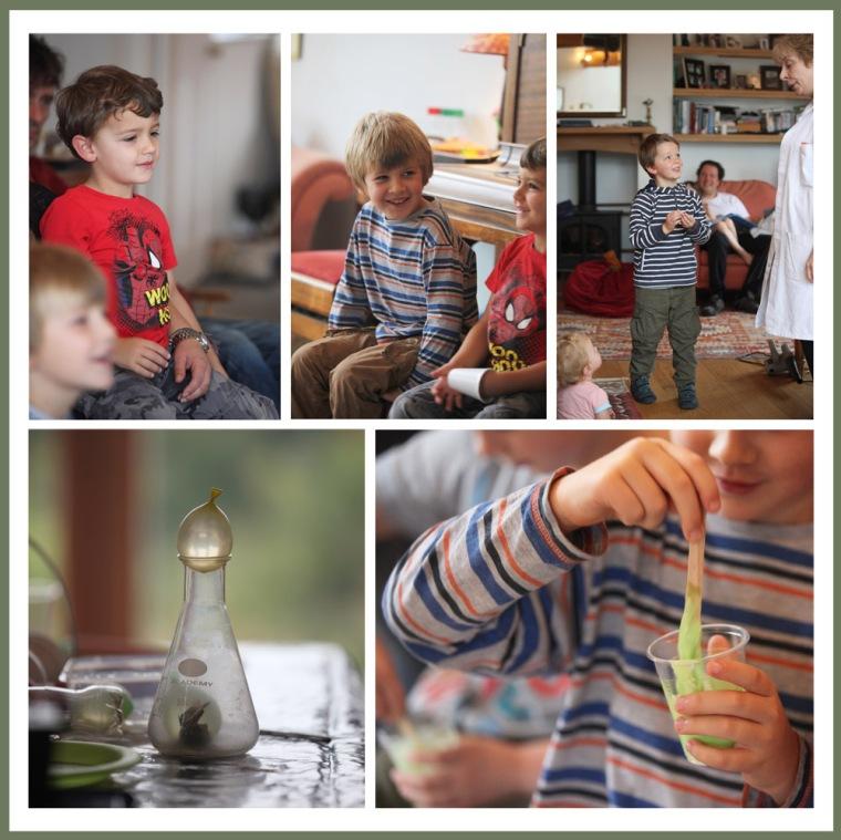 Little Explorers Science Experiments