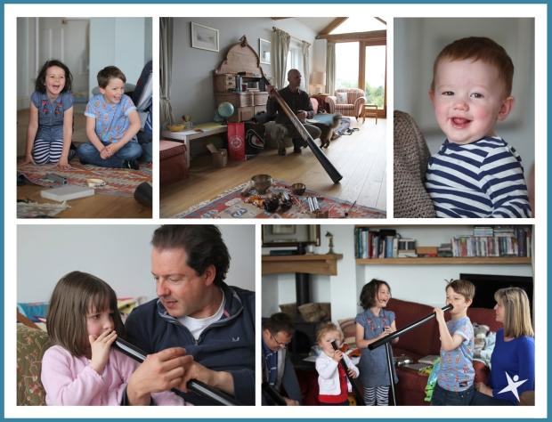 music workshop Didgeridoo